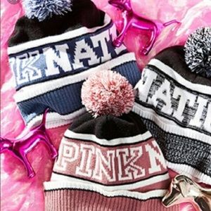 Beanie bundle PINK and BLUE ONLY